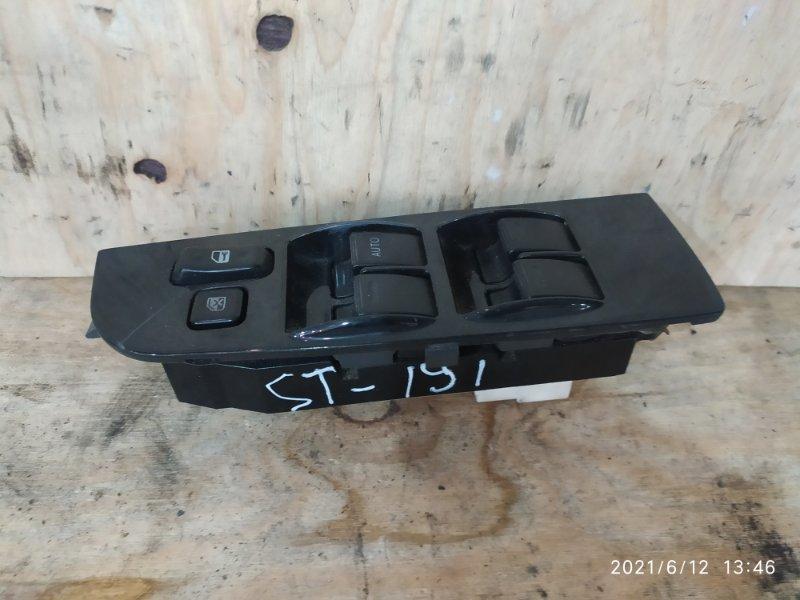 Блок управления стеклоподъемниками Toyota Caldina ST191G 3S-FE 1997