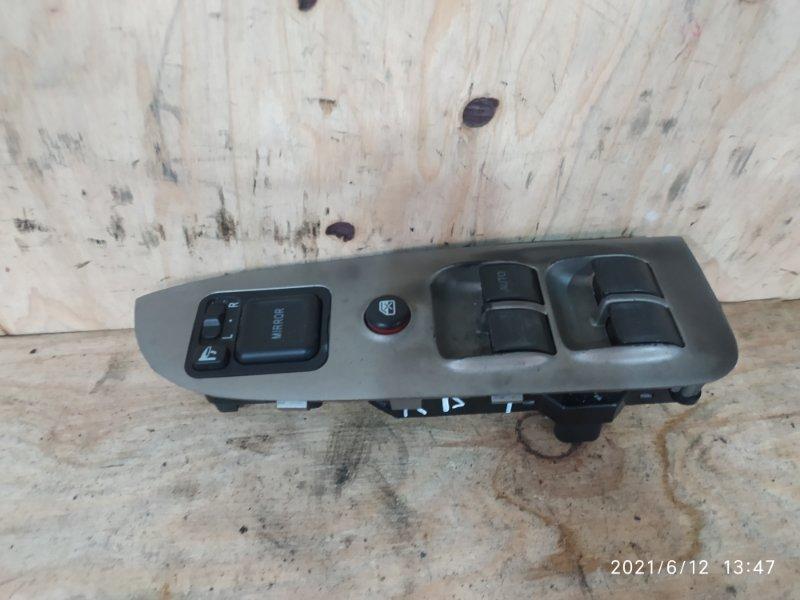 Блок управления стеклоподъемниками Honda Cr-V RD4 K20A 2003