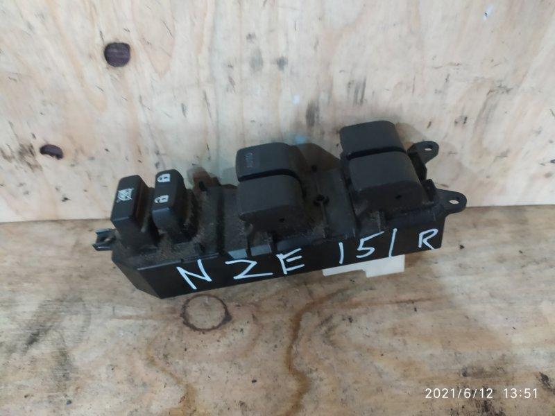 Блок управления стеклоподъемниками Toyota Corolla Rumion NZE151N 1NZ-FE 2009