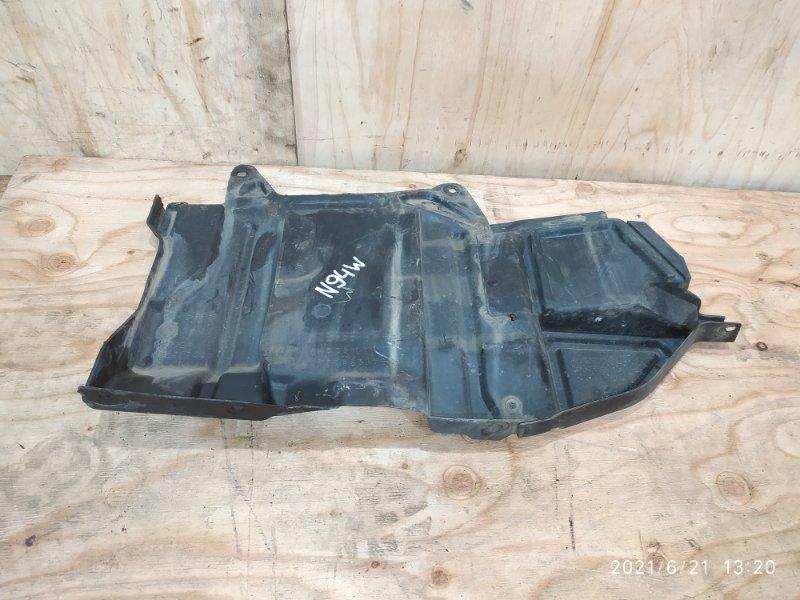 Защита двс Mitsubishi Chariot Grandis N94W 4G64 2001 левая