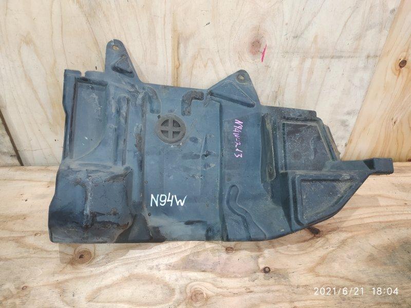 Защита двс Mitsubishi Chariot Grandis N94W 4G64 2001 правая