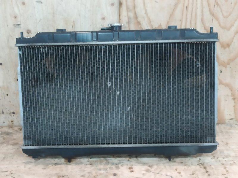 Радиатор двигателя Nissan Wingroad WFY11 QG15DE 2003