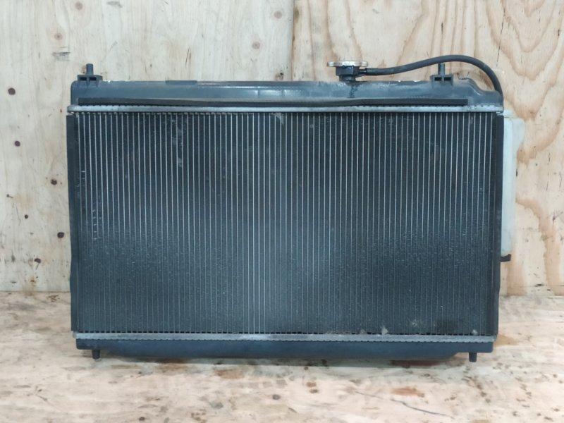 Радиатор двигателя Honda Fit Aria GD8 L15A 2004