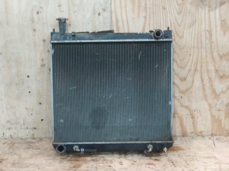 Радиатор двигателя Toyota Grand Granvia VCH10W 5VZ-FE 2001