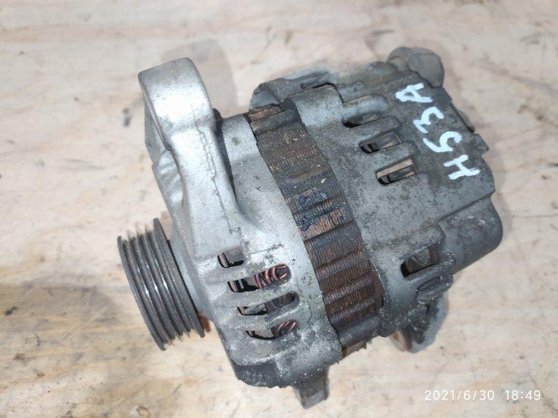 Генератор Mitsubishi Pajero Mini H53A 4A30 2000