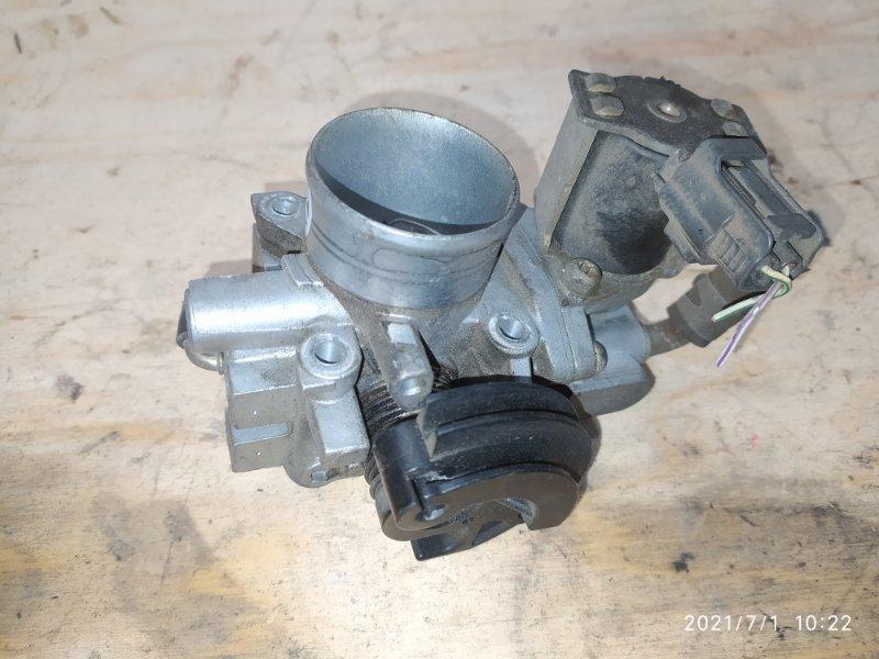 Заслонка дроссельная Mitsubishi Pajero Mini H53A 4A30 2000