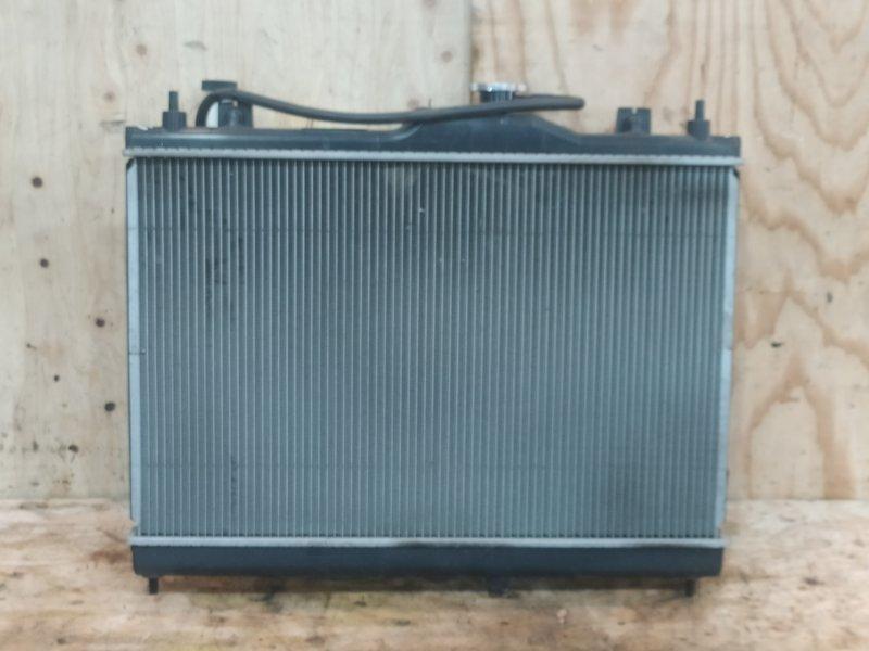 Радиатор двигателя Nissan Tiida C11 HR15DE 2010