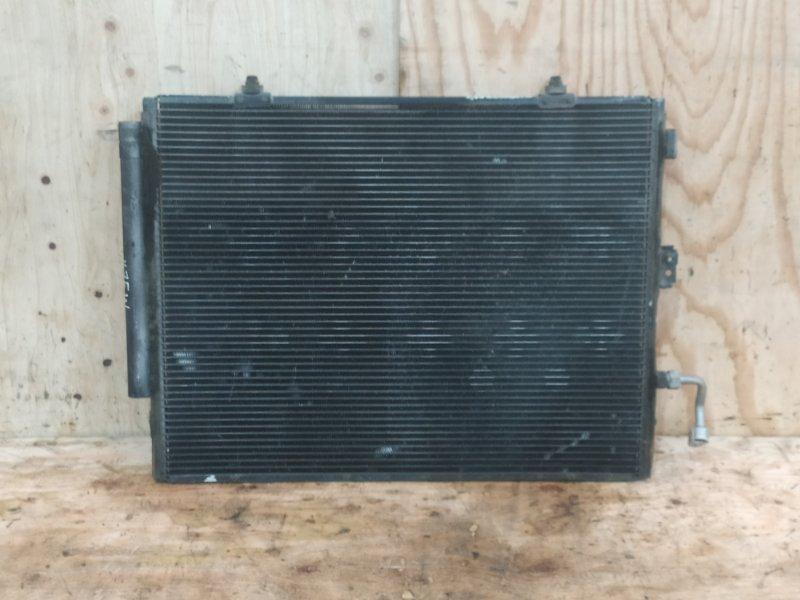 Радиатор кондиционера Mitsubishi Pajero V75W 6G74 1999