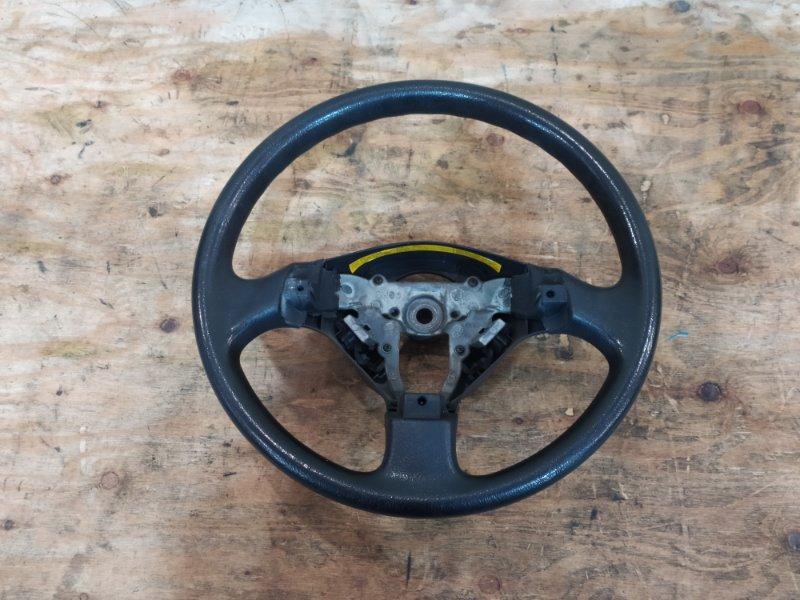 Руль Mitsubishi Pajero Mini H53A 4A30 2000