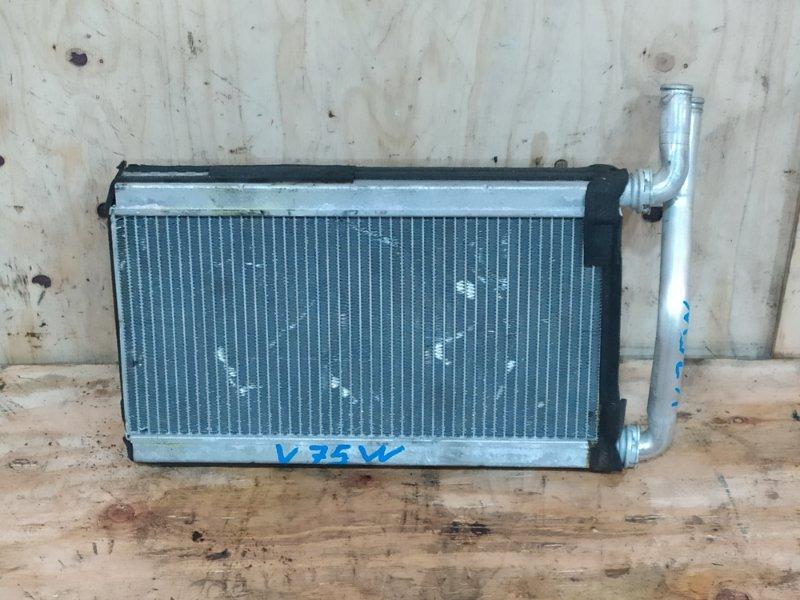 Радиатор отопителя Mitsubishi Pajero V75W 6G74 1999