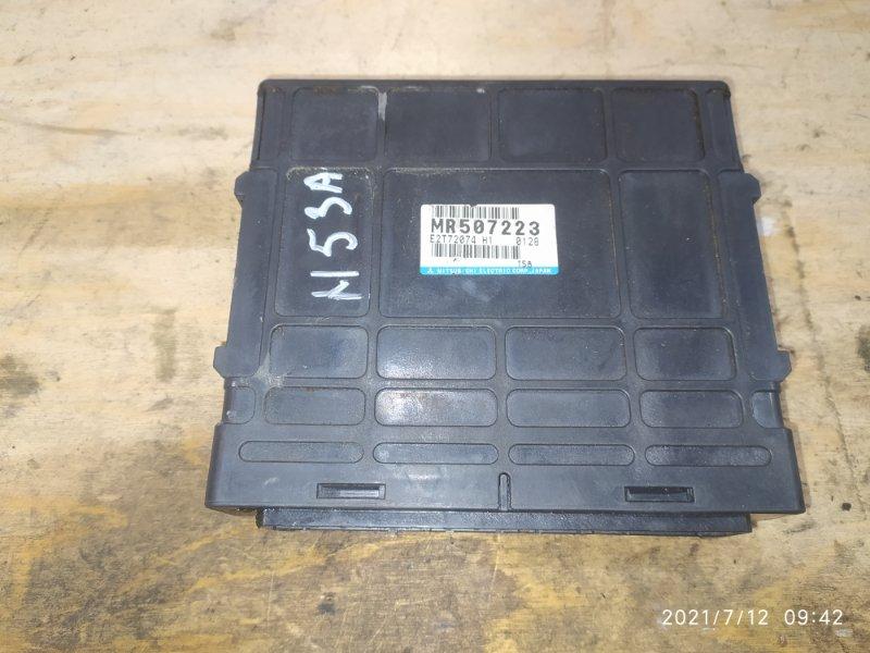 Блок управления двс Mitsubishi Pajero Mini H53A 4A30 2000