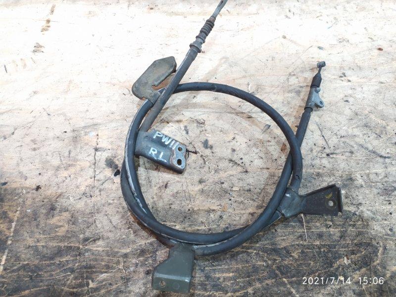 Трос ручника Nissan Avenir PW11 SR20DE 1999 левый