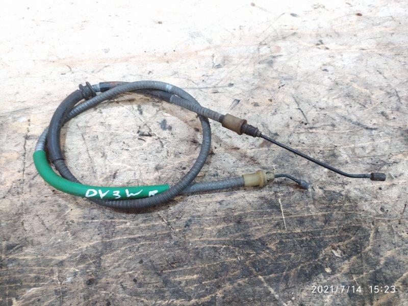 Трос ручника Mazda Demio DY3W ZJ-VE 2004 правый