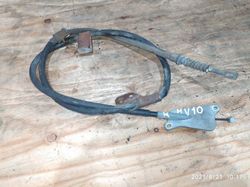 Трос ручника Nissan Tino HV10 SR20DE 1999 правый