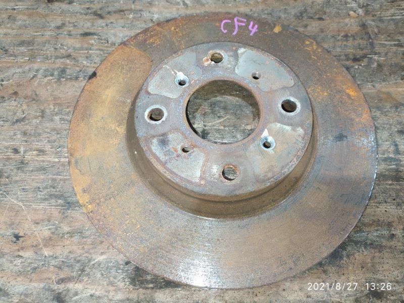 Диск тормозной Honda Accord CF4 F20B 1998 передний