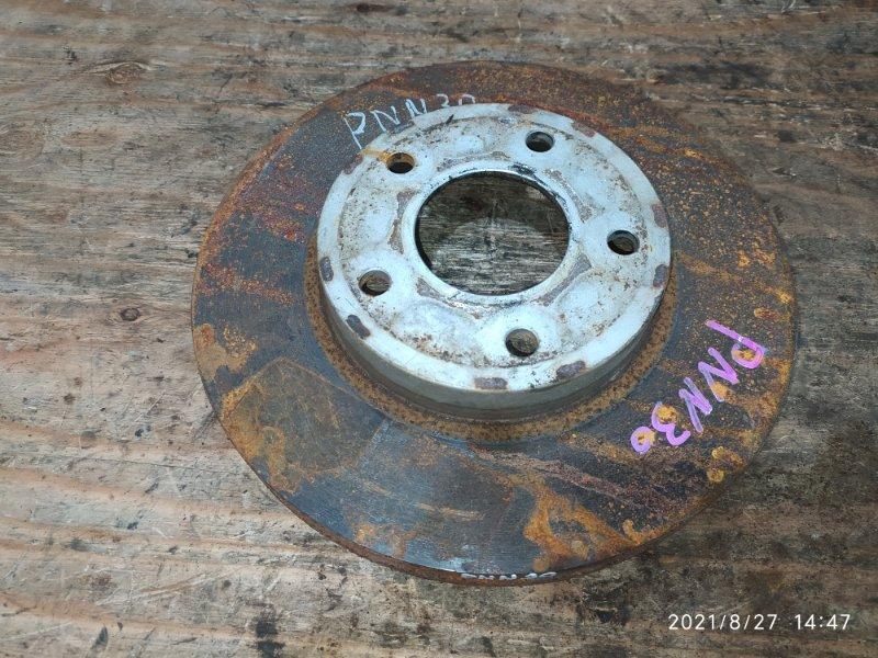 Диск тормозной Nissan Rnessa PNN30 KA24DE 1998 передний