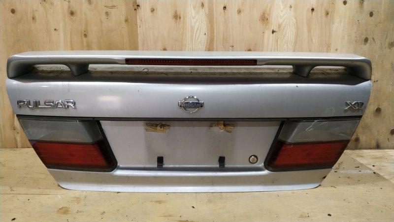 Крышка багажника Nissan Pulsar FN15 GA15DE 1996