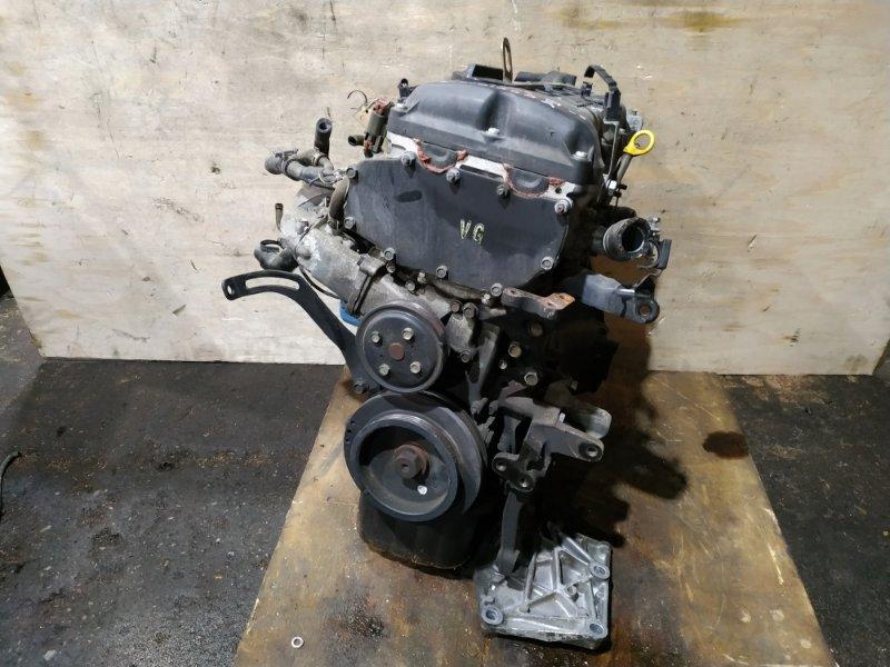 Двигатель Nissan Pulsar FN15 GA15DE 1996