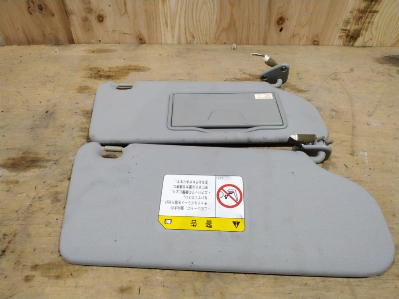 Солнцезащитный козырек Mitsubishi Asx GA3W 4B10 2010