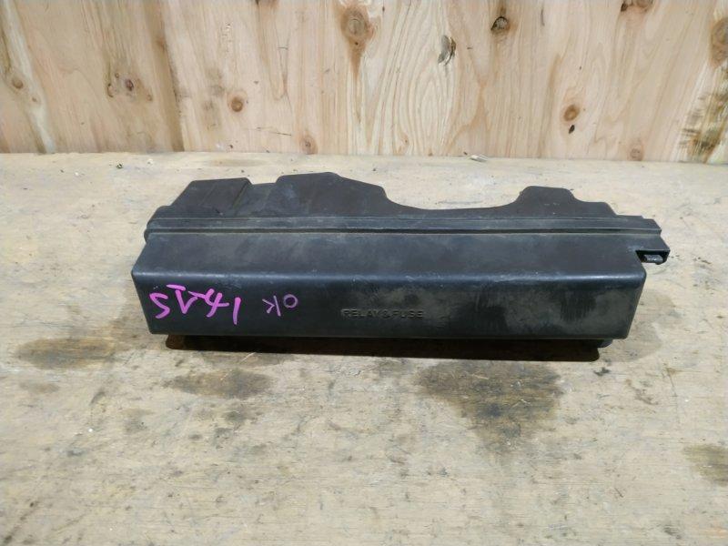 Блок реле и предохранителей Toyota Camry SV41 3S-FE 1996