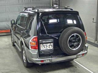 Автомобиль Mitsubishi Pajero V75W 6G74 1999 года в разбор