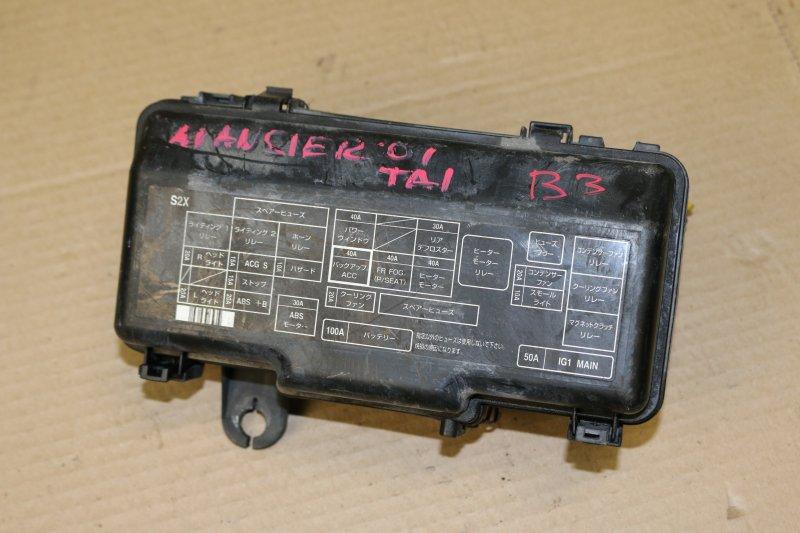 Блок предохранителей Honda Avancier TA1 F23A 2001 (б/у)