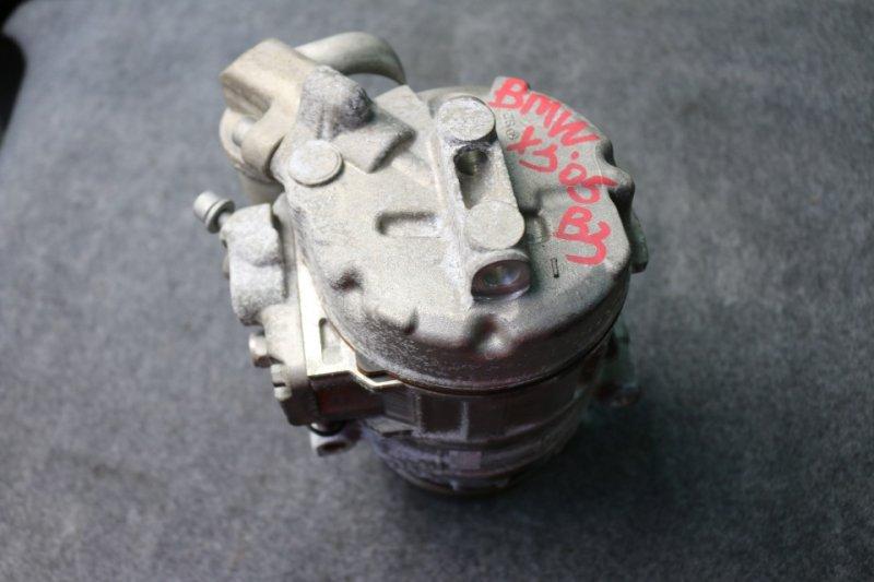 Компрессор кондиционера Bmw X3 E83 M54 2005 Пробег - 63812 км. (б/у)