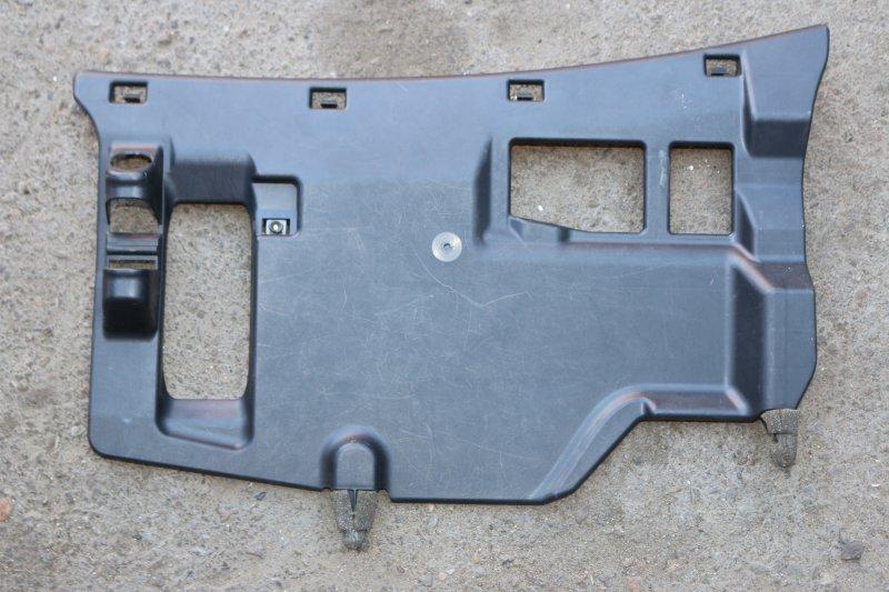 Консоль центральная Toyota Mark X GRX121 3GR-FSE 2005 (б/у)