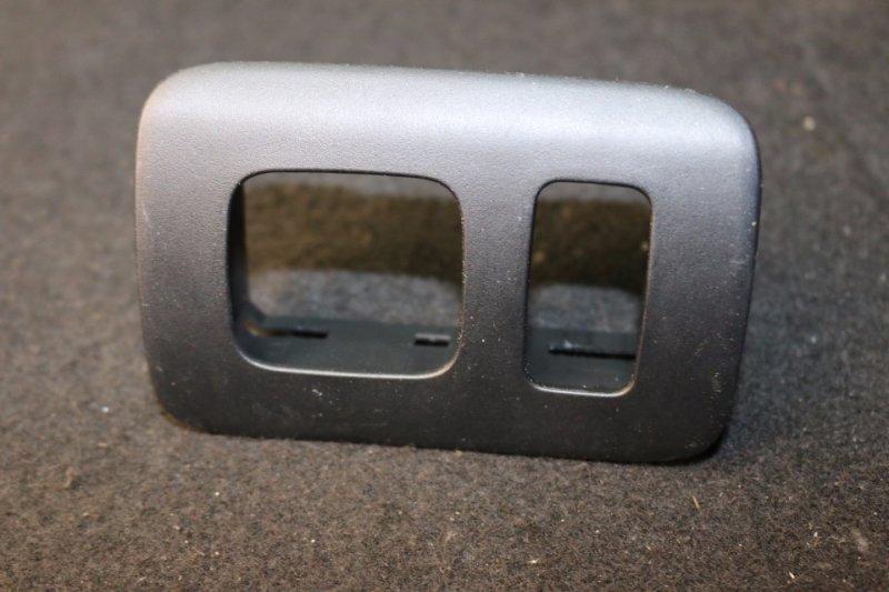 Консоль салона Toyota Windom MCV30 1MZ 2001 (б/у)