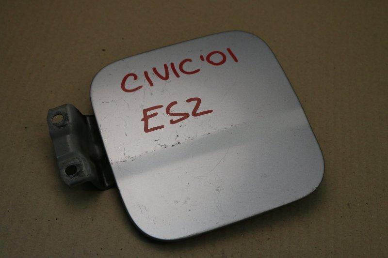 Лючок топливного бака Honda Civic Ferio ES2 D15B 2001 Цвет SATIN SILVER M (NH623M) (б/у)
