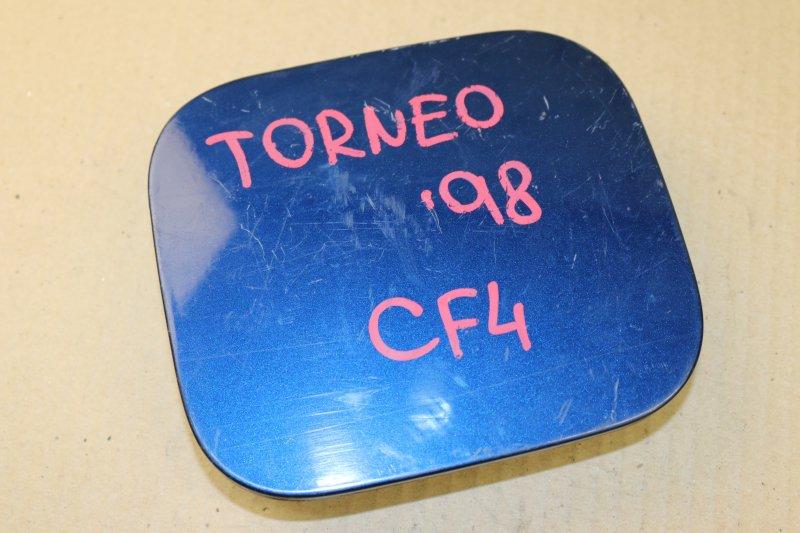Лючок топливного бака Honda Torneo CF4 F20B 1998 Цвет SUPER MARINE BLUE P (B84P) (б/у)