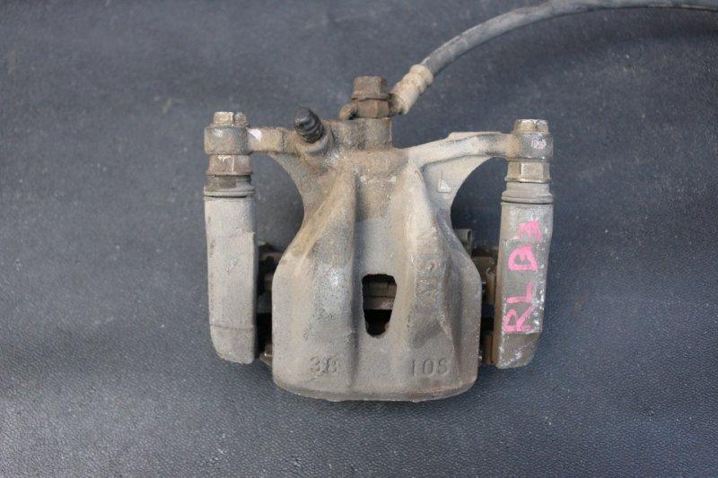 Шланг тормозной Toyota Chaser JZX100 1JZ 1997 задний левый (б/у)