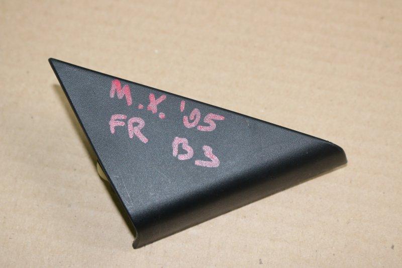 Уголок двери Toyota Mark X GRX121 3GR-FSE 2005 передний правый Внутренний (б/у)