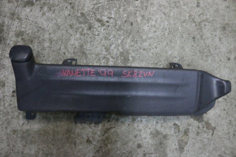Бачок стеклоомывателя Nissan Vanette SK82VN F8 1999 С 1 моторчиком (б/у)