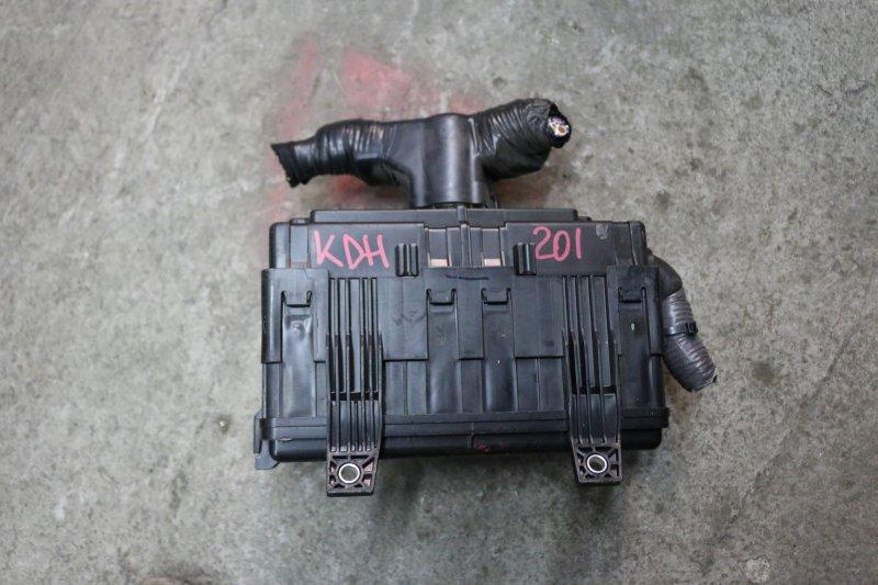 Блок предохранителей Toyota Hiace KDH201 1KD 2014 Силовой (б/у)