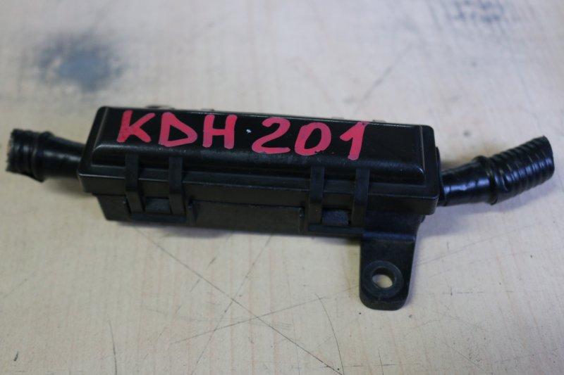 Блок предохранителей Toyota Hiace KDH201 1KD 2014 С косы (б/у)