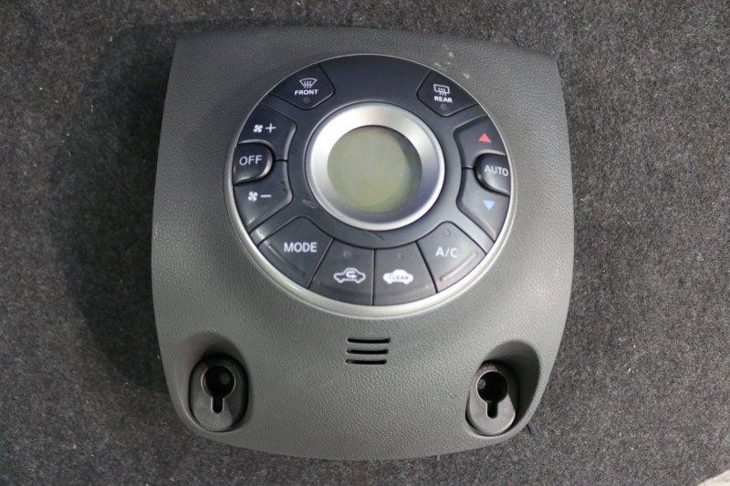 Блок управления климат-контролем Nissan Cube Z12 HR15 2009 (б/у)