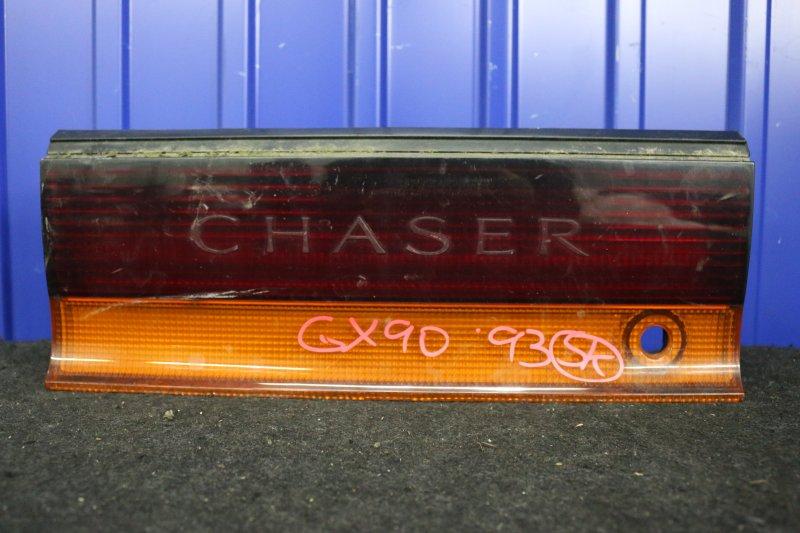Вставка багажника Toyota Chaser JZX90 1JZ 1993 75803-22260A1 SK, центральная (б/у)