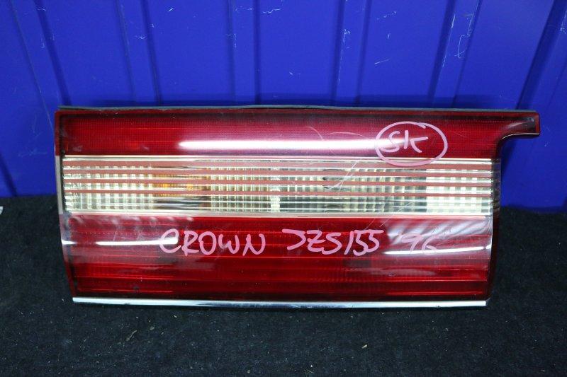 Вставка багажника Toyota Crown JZS155 2JZ 1996 левая 30-212 (б/у)