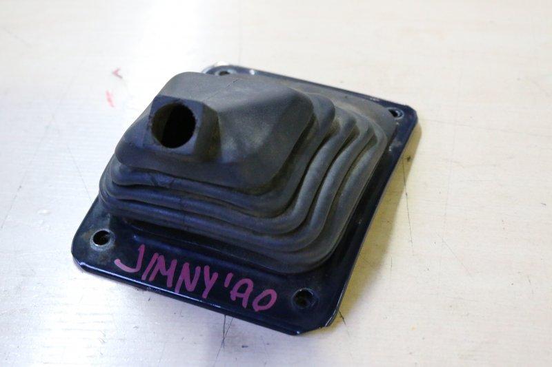 Кожух ручки переключения трансмиссии Suzuki Jimny JA11 F6A 1990 (б/у)