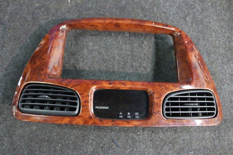 Рамка магнитолы Toyota Noah SR50 3S 2001 (б/у)