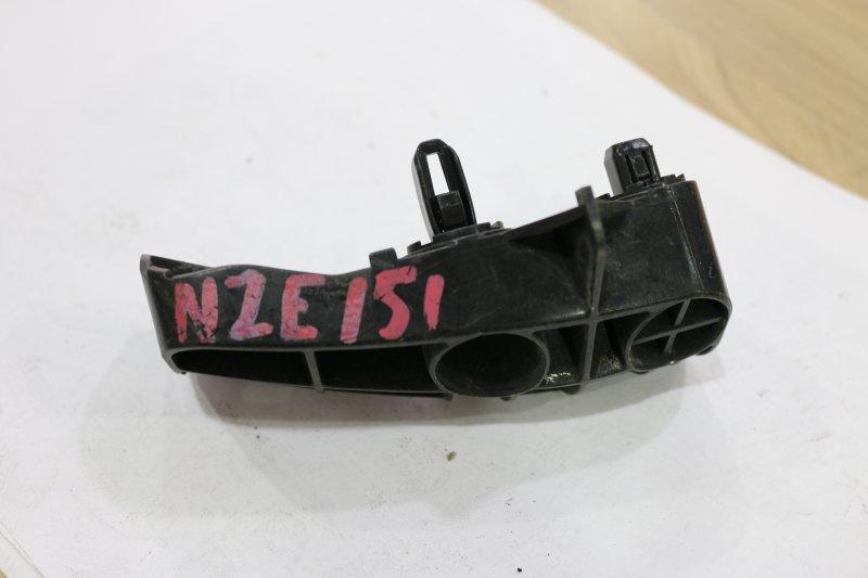 Крепление бампера Toyota Auris NZE151 1NZ заднее правое (б/у)