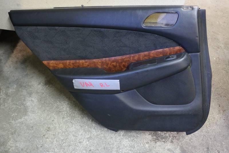 Обшивка двери Honda Saber UA4 J25A задняя левая (б/у)