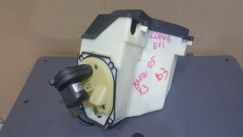 Коробка для блока efi Bmw X3 E83 M54 2005 В сборе с моторчиком охлаждения (б/у)