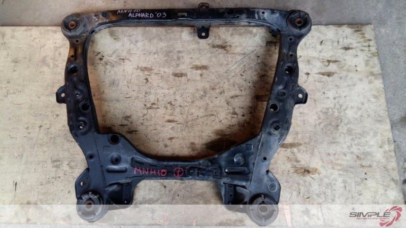 Балка Toyota Alphard MNH10 2003 передняя (б/у)