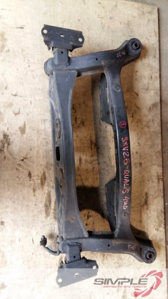 Балка Toyota Mark Ii Wagon Qualis SXV25 5S 1999 задняя 4WD (б/у)