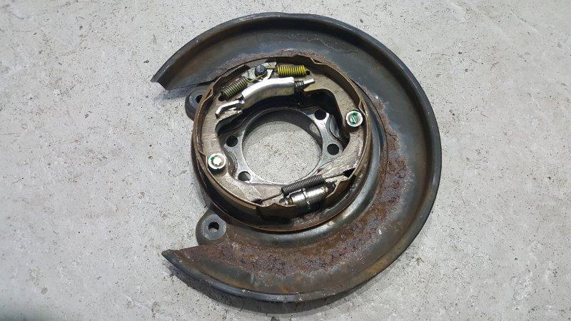 Рабочая тормозная система Subaru Legacy BL9 EJ25 2007 задняя правая (б/у)