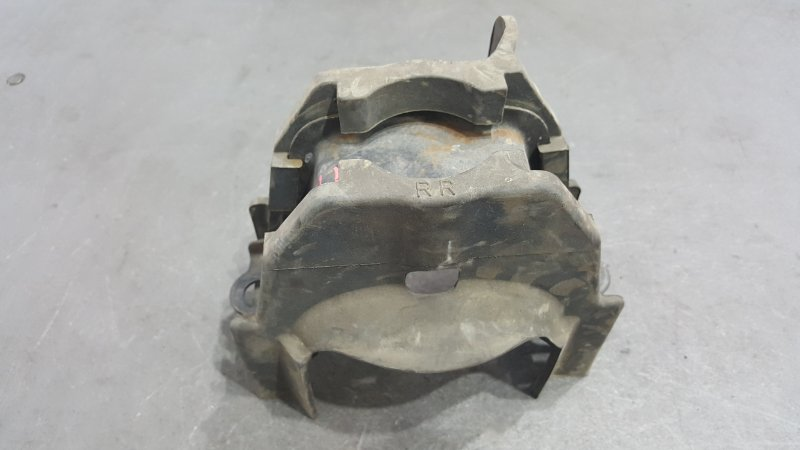 Кожух подушки двигателя Honda Inspire UC1 J30A 2004 задний (б/у)