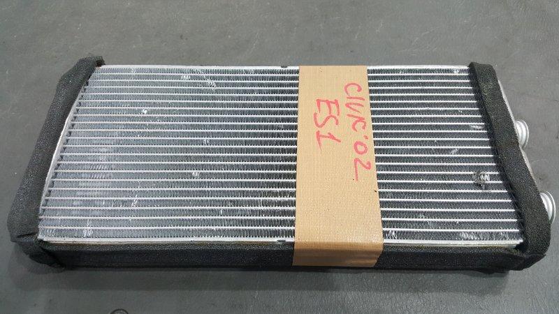 Радиатор отопителя Honda Civic Ferio ES1 D15B 2002 (б/у)