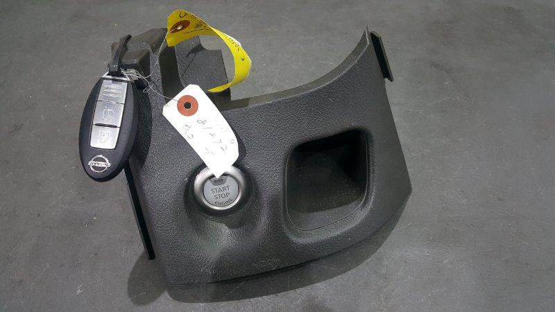 Кнопка запуска двигателя Nissan Cube Z12 HR15 2009 (б/у)